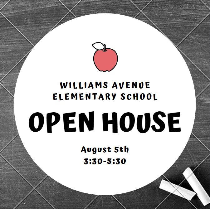 Open House/Orientation Information