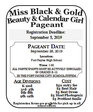 Fort Payne Calendar Girl Information