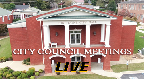 Click here to view FP City Council Live