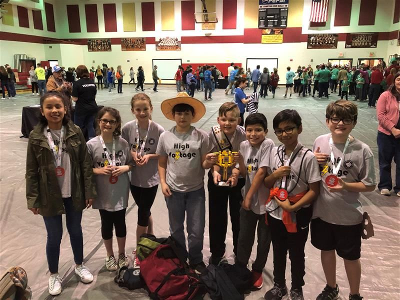 Click to Read about The FPMS Robotics Teams State Competition Results at the First Lego Championship