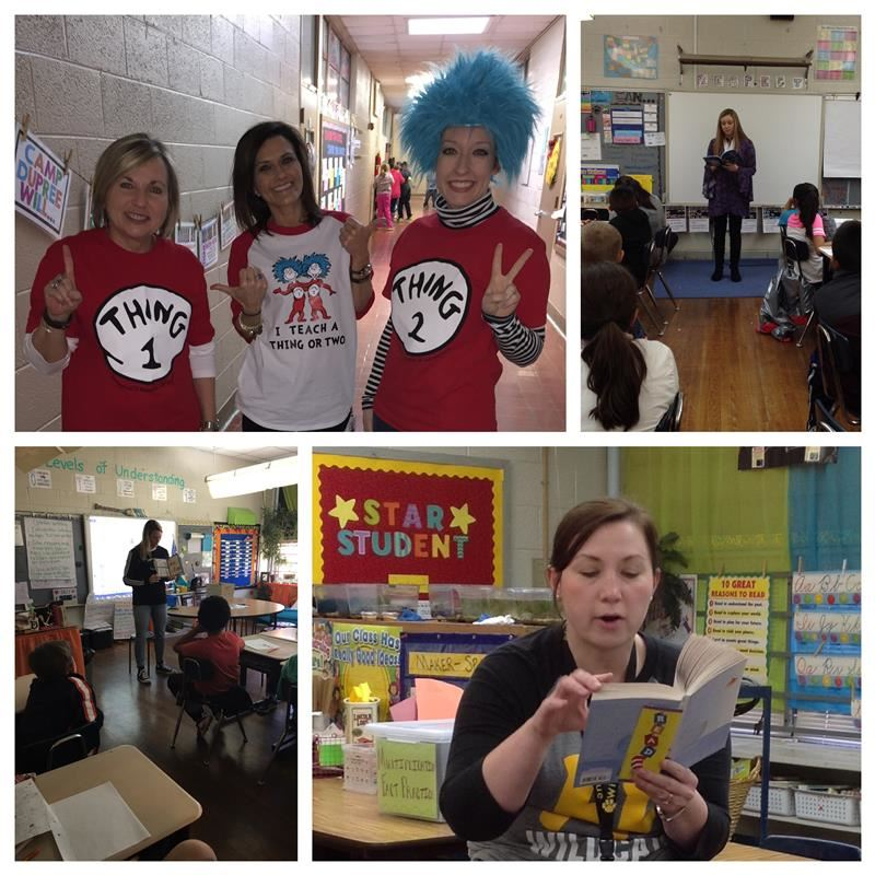 Read Across America pictures