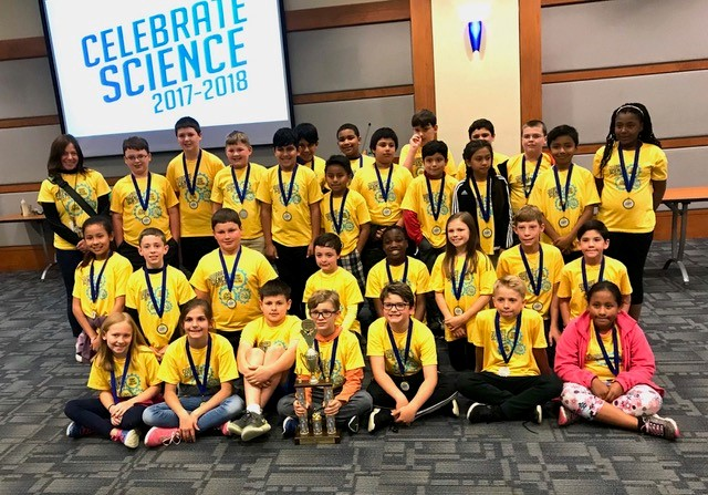 Celebrate Science Exhibit Prototype Competition: