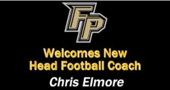 Welcome Coach Elmore