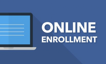 enrollment accent image
