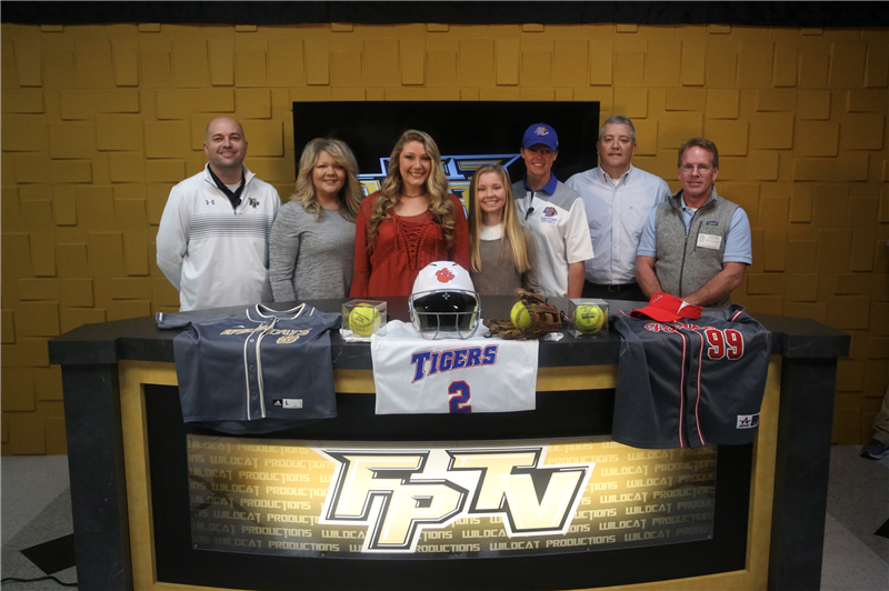 FPHS Senior to play Softball for Chattanooga State CC