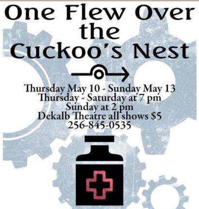"FPHS Drama Team Presents ""One Flew Over the Cuckoo's Nest"""