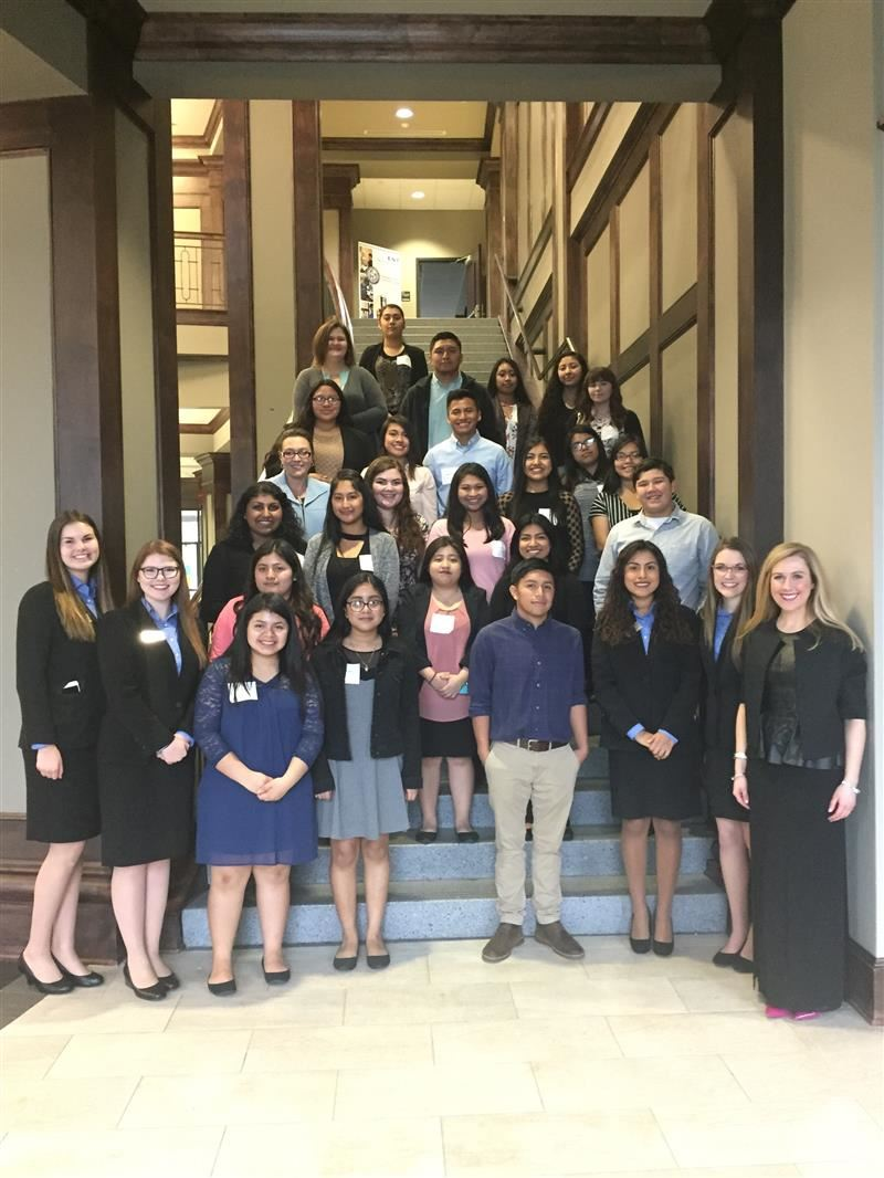 Future Business Leaders of America (FBLA) celebrated FBLA Week on February 4th - 8th.
