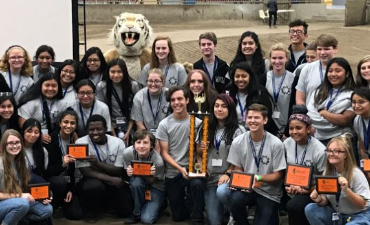 BEST Robotics Team Advances to South's BEST at Auburn