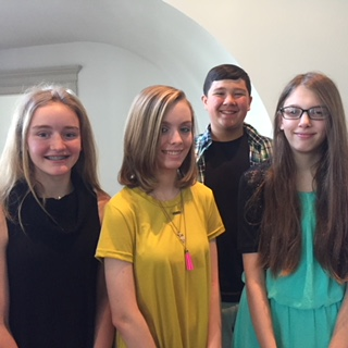 FPMS Students Win Writing Contest