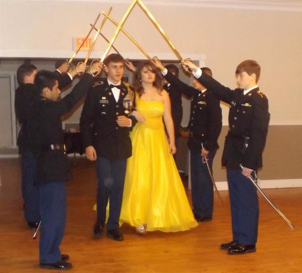 High School Military Ball Dresses for 2015